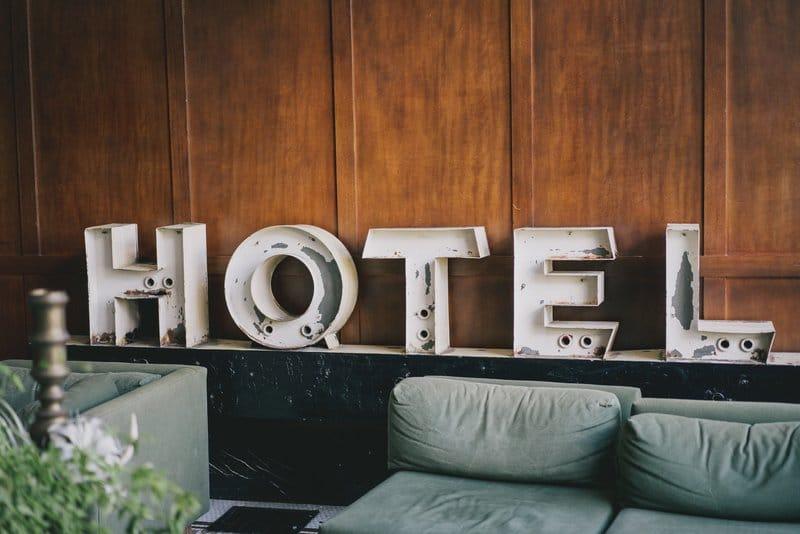 hotel management job